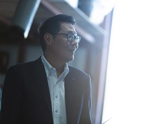 北野製作所 代表取締役 北野文隆