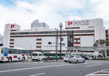 JR静岡駅ビル パルシェ
